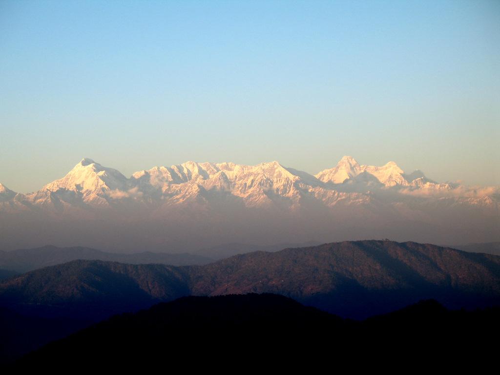 View from Nainital