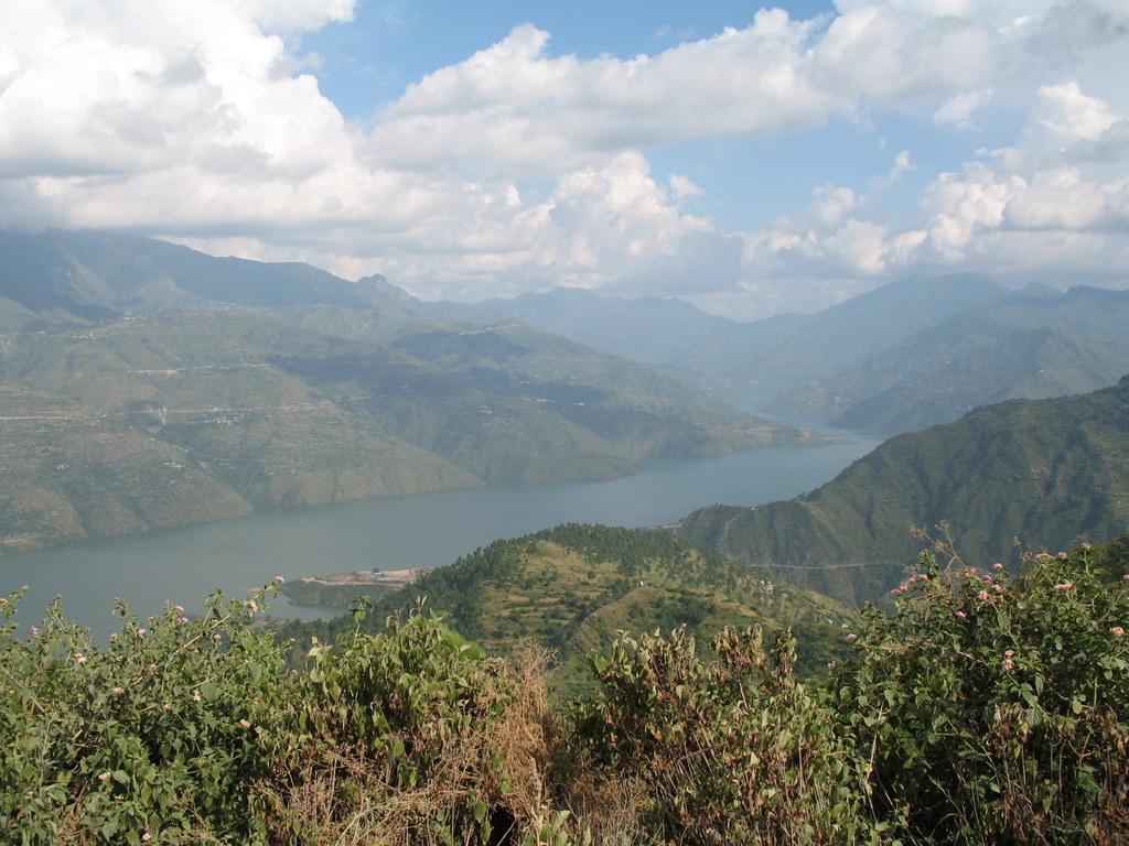 Tehri Reservoir