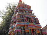 Temple in Rishikesh