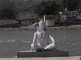 Shiva on the Banks of the Ganga