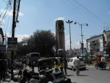 Dilapidated State of Dehradun\'s Clocktower in 2011