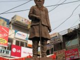 Entangled Statue of Indramani Badoni