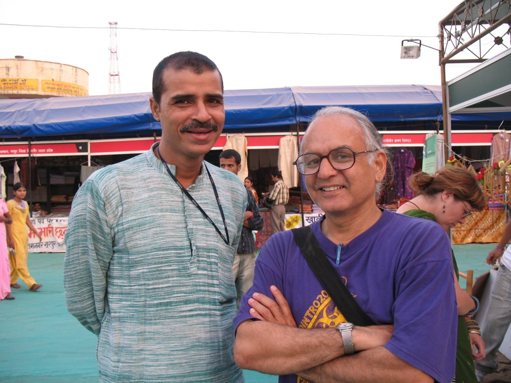 Vimal Bhai and Biju Negi