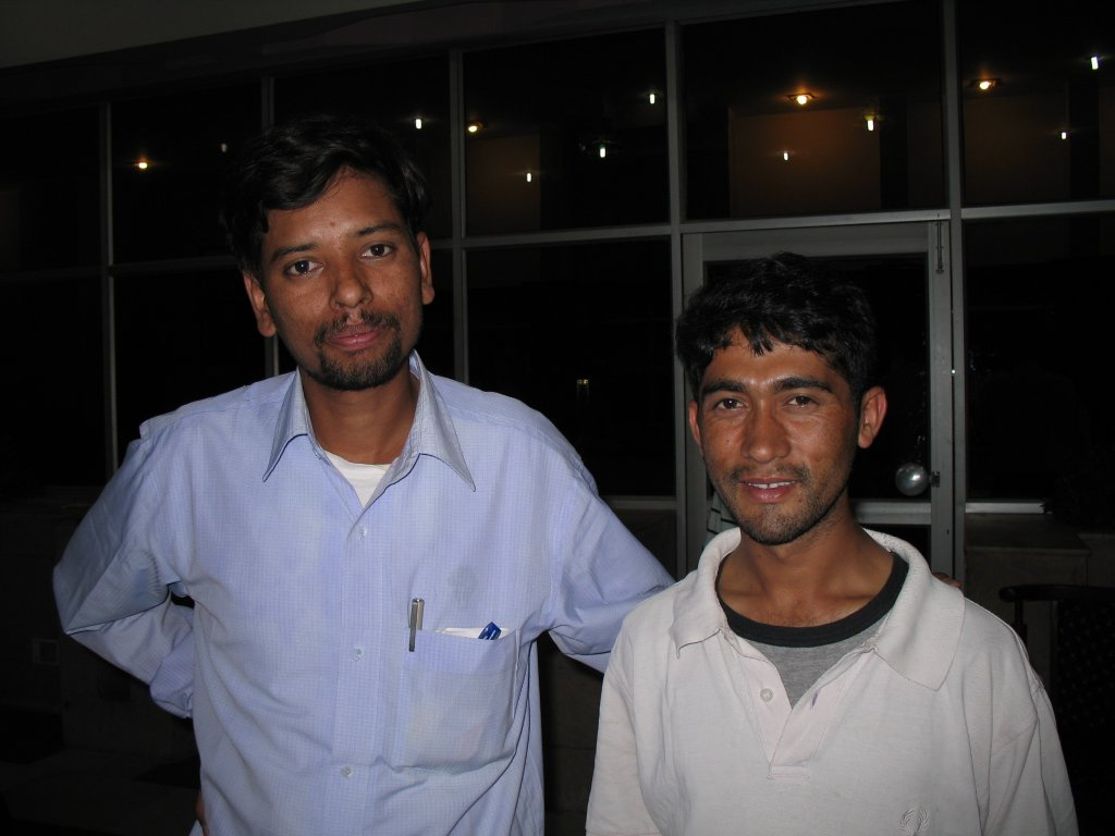 Kalp Kshetra Vikas Andolan Activists