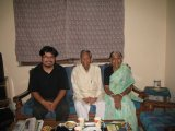 With the late N.D. Sundriyal, CPI