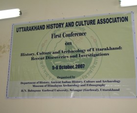A Historic Conference on Uttarakhand History