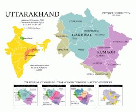 Territorial Change Map