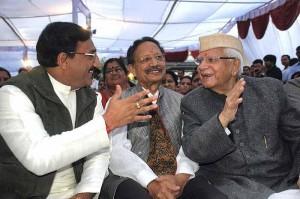 Three Chummy Chief Ministers